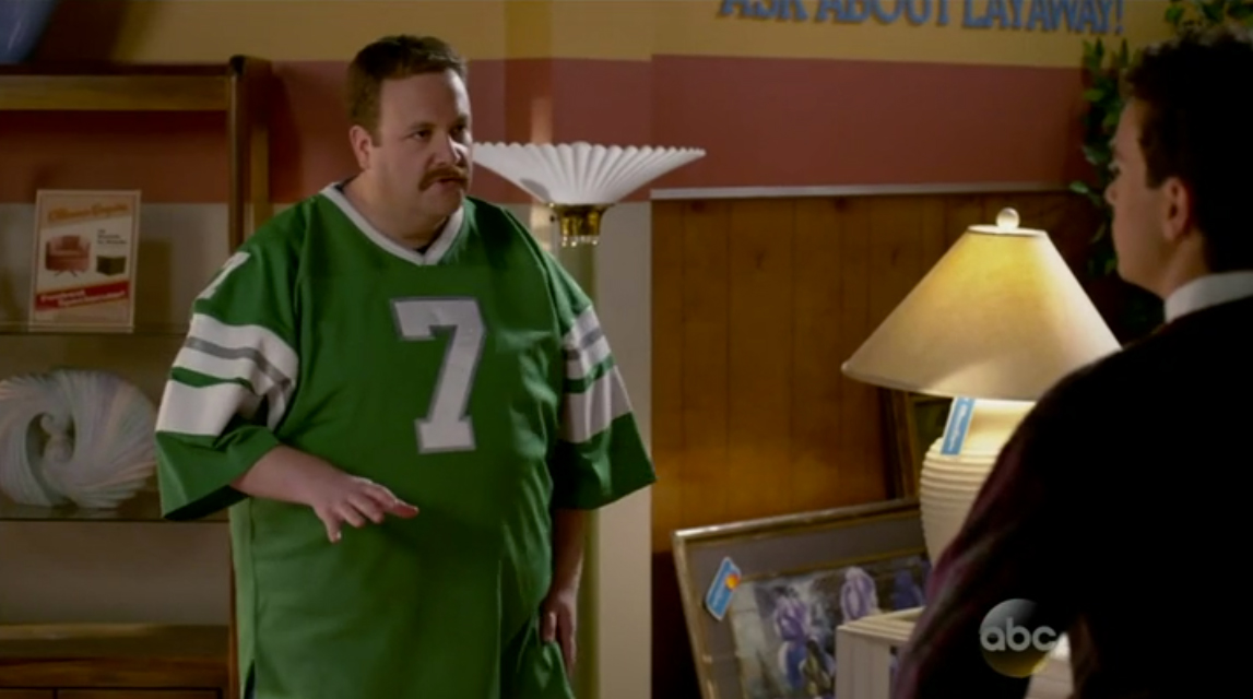 The Goldbergs: Philadelphia Eagles