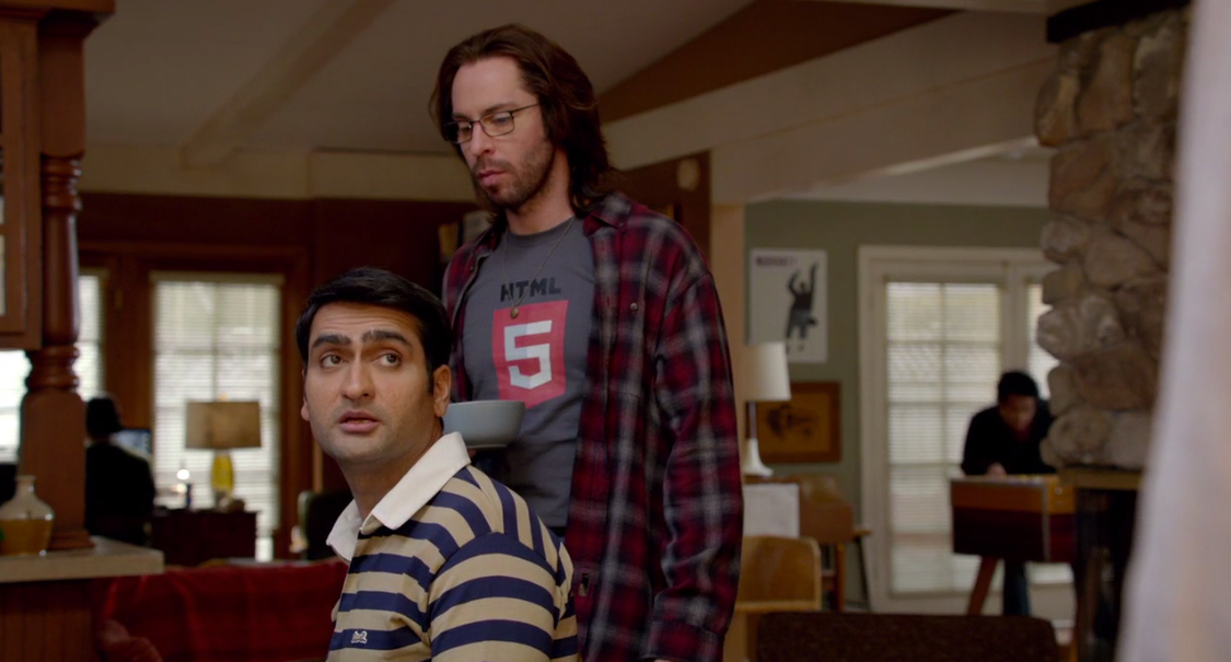 Silicon Valley: HTML5