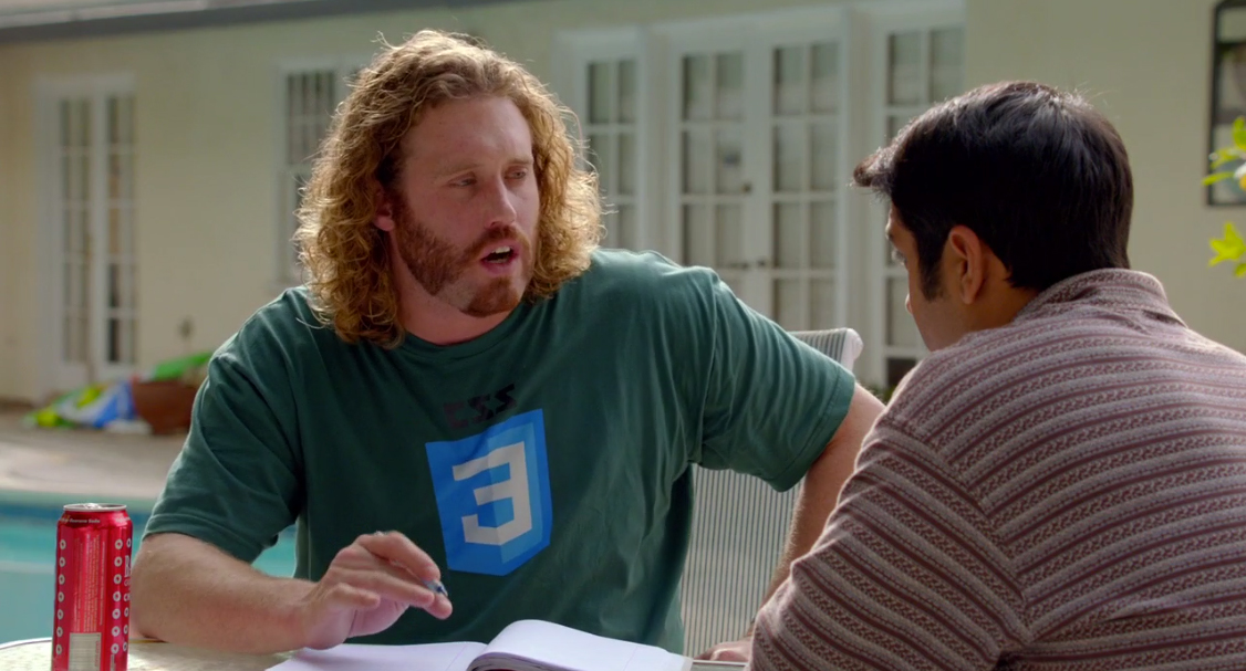 Silicon Valley: CSS 3