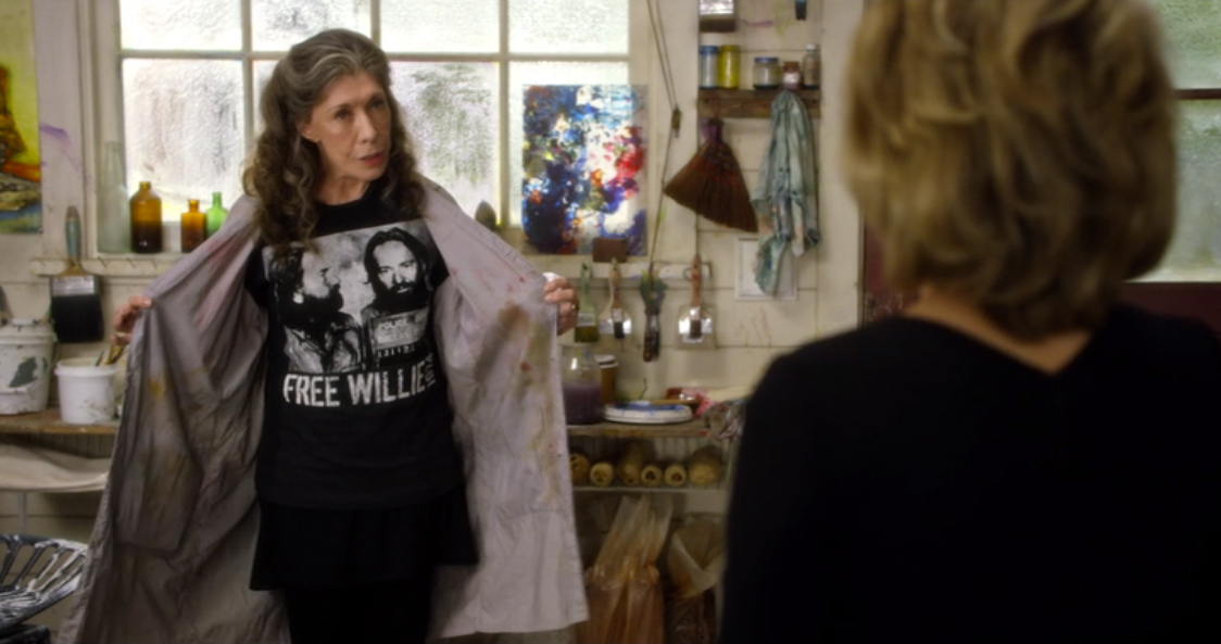 Grace and Frankie: Free Willie Nelson