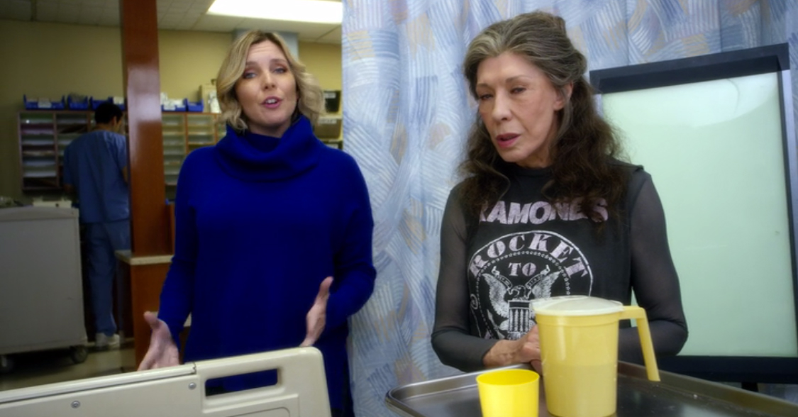 Grace and Frankie: The Ramones