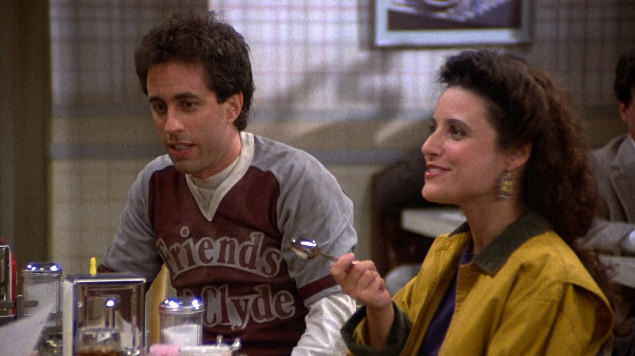 seinfeld and friendship The new york times bestseller about two guys who went out for coffee and dreamed up seinfeld  how a show about nothing changed everything  friendship behind one.