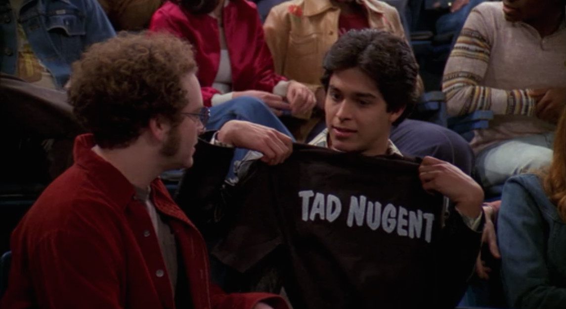 That '70s Show: Tad Nugent