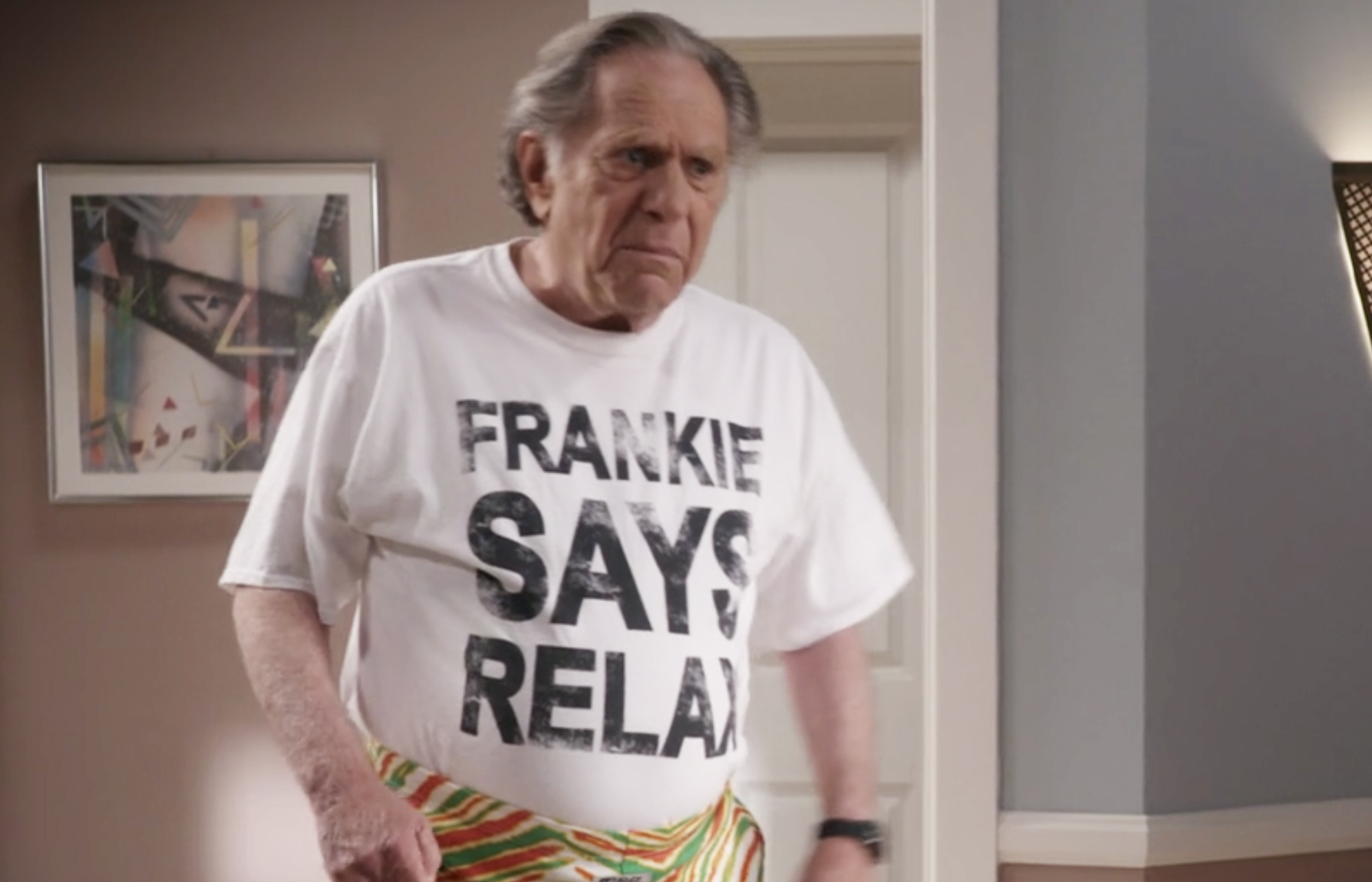 The Goldbergs: Frankie Says Relax