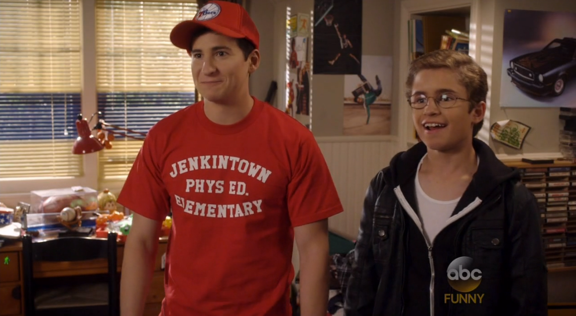 The Goldbergs: Jenkintown Elementary Phys. Ed.