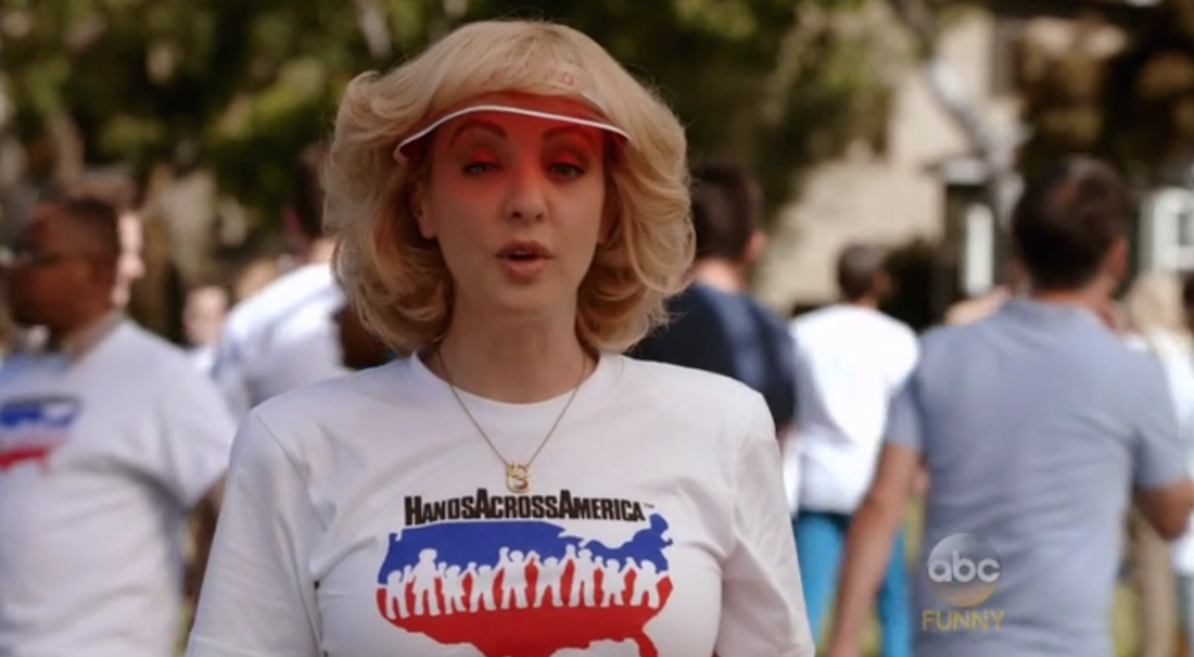 The Goldbergs: Hands Across America