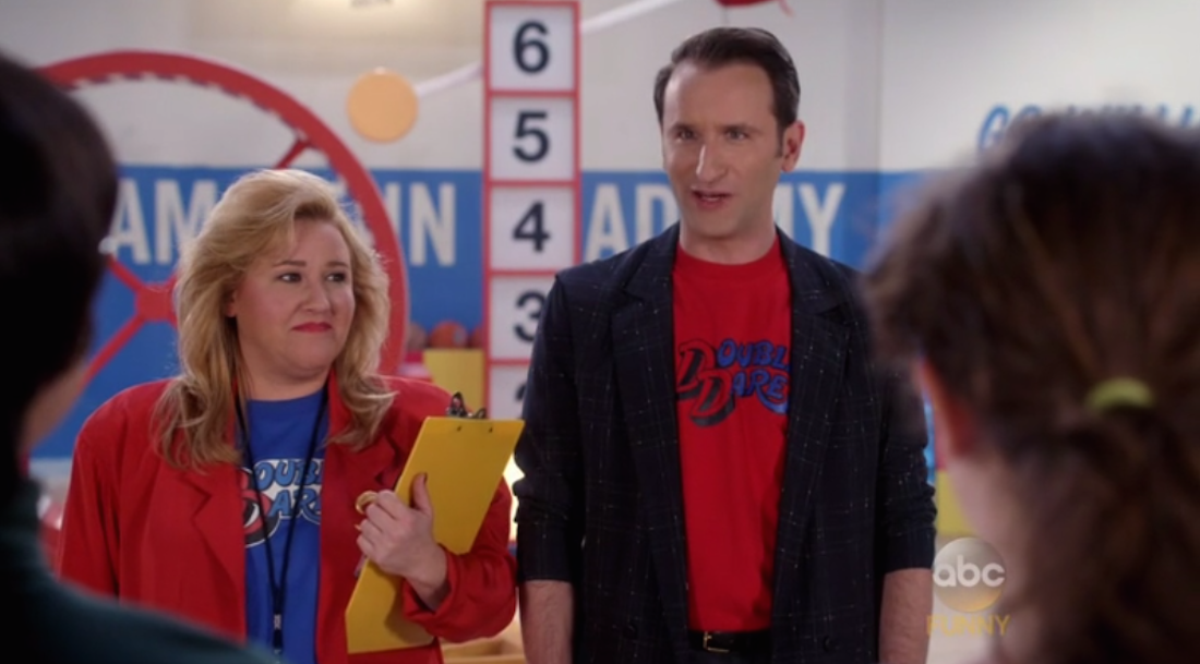 The Goldbergs: Double Dare