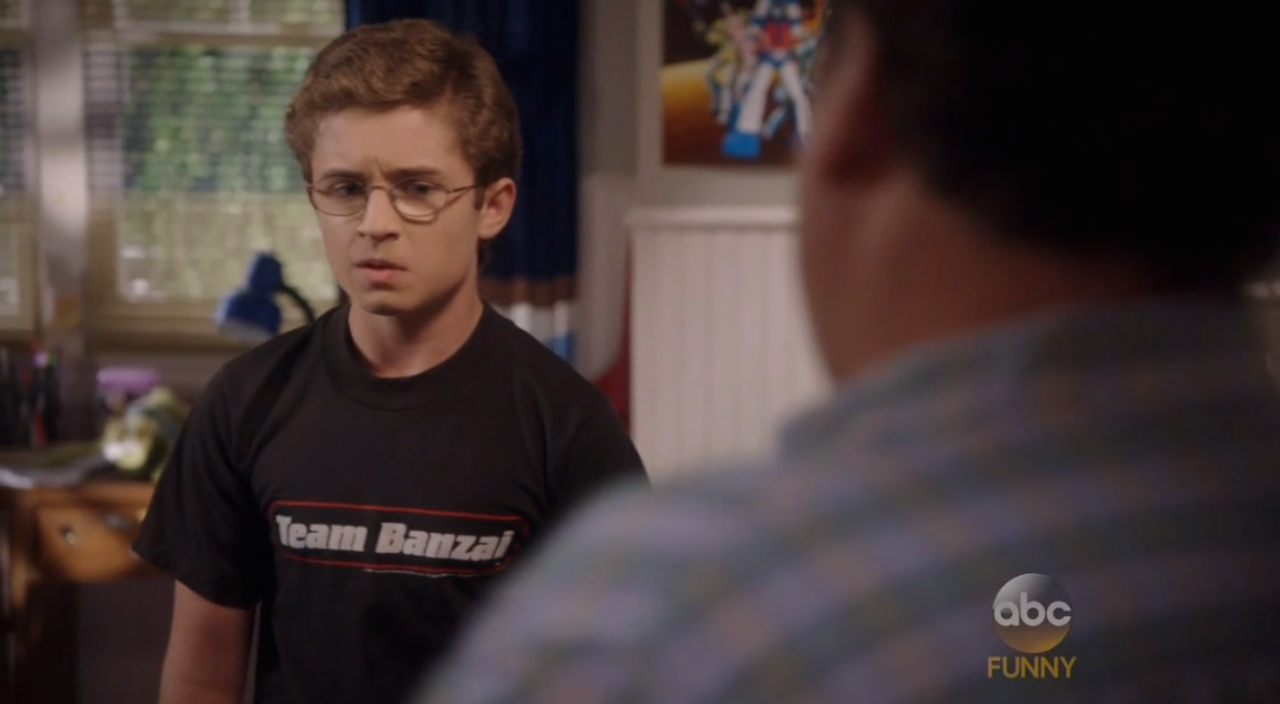 The Goldbergs: Team Banzai