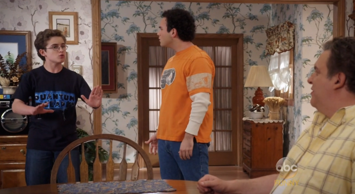 The Goldbergs: Quantum Leap