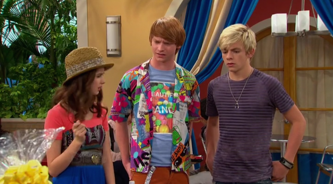 Austin & Ally: Beautiful Candy