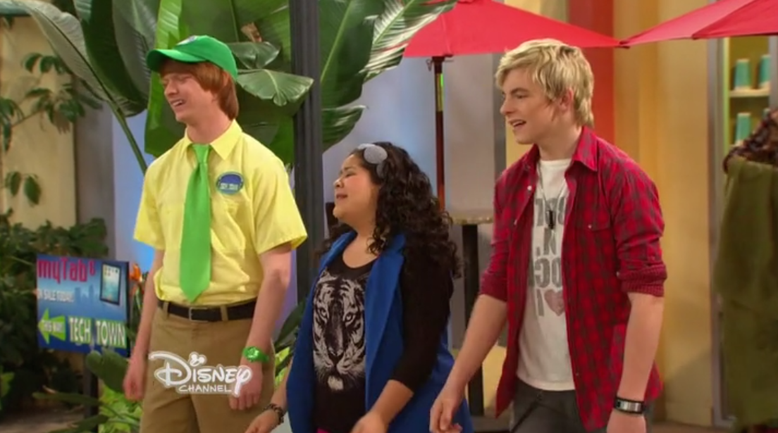 Austin & Ally: I Heart Rock and Roll
