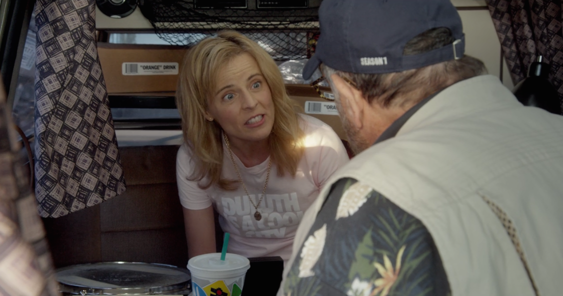 Lady Dynamite: Duluth Is A Cool City
