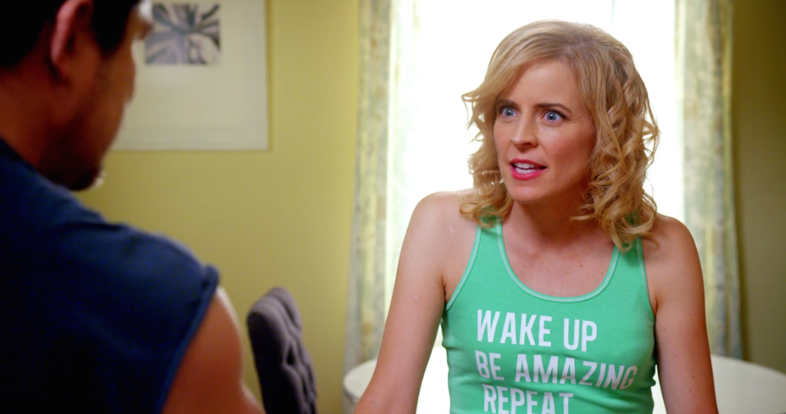 Lady Dynamite: Wake Up Be Amazing Repeat