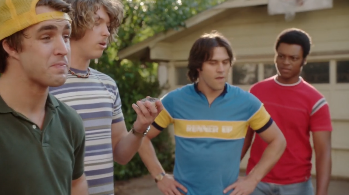 Everybody Wants Some!!: Runner Up
