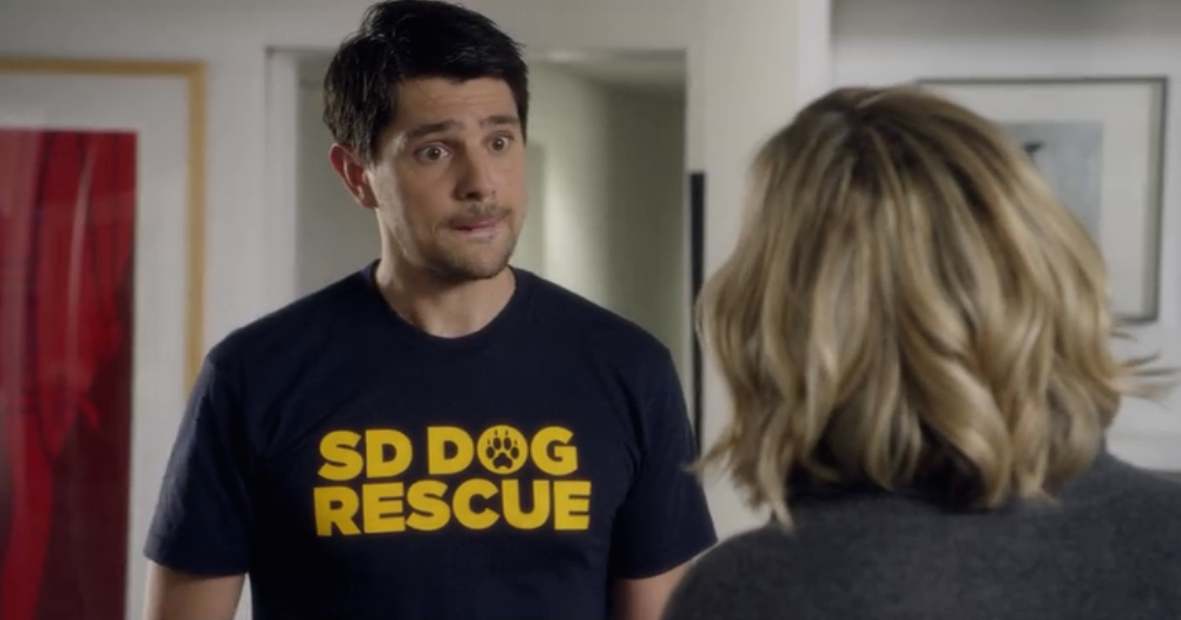 Grace and Frankie: SD Dog Rescue