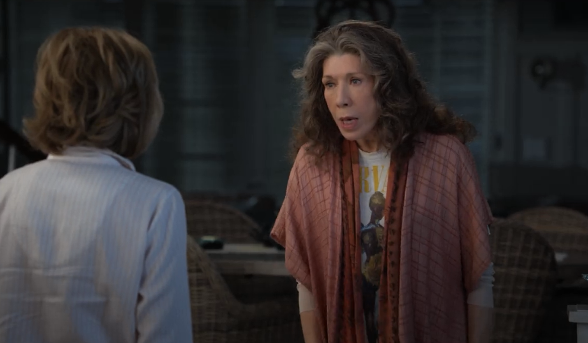 Grace and Frankie: Nirvana