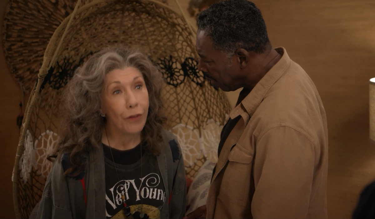 Grace and Frankie: Neil Young